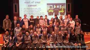 First class of Winona Area Public Schools AVID students graduate Friday - Winona Daily News