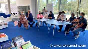 La médiathèque de Porto-Vecchio est enfin prête à accueillir le public - Corse-Matin