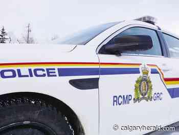 One Calgarian dead, three others injured after collision near Okotoks - Calgary Herald