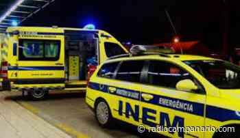 Acidente no cruzamento de Estremoz para Redondo faz dois feridos - Rádio Campanário