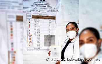 Buscaré legislar para todos los sectores: Claudia Tello Espinosa - Diario de Xalapa