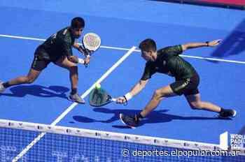 Chingotto y Tello se metieron en cuartos - Deportes » elpopular.com.ar » Móvil - El Popular Medios