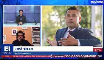"""José Tello: """"En la segunda vuelta del 2006 la resolución de votos duró 39 días"""" - Radio Nacional del Perú"""
