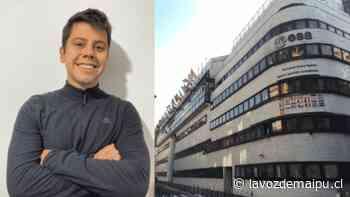 Ariel Tello, el joven maipucino seleccionado por la Agencia Espacial Europea para investigar sobre Física de Plasmas » La Voz de Maipú - La Voz de Maipú