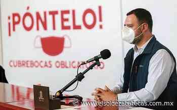 Desea Alejandro Tello éxito al próximo gobernador - El Sol de Zacatecas
