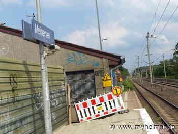 Bahnhof Meinersen wird barrierefrei !! - Lehrte - myheimat.de - myheimat.de