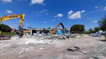 précédent Oignies : démantèlement du Carrefour Market - La Voix du Nord