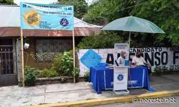 Alcohólicos Anónimos de Coatzintla celebran aniversario de su organización - NORESTE
