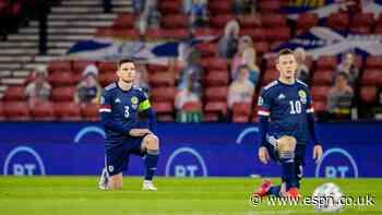 Scotland will take a knee vs. England