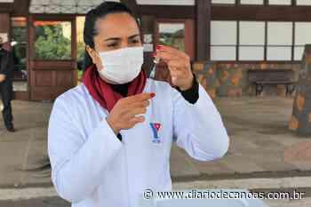 Gramado já aplicou pelo menos uma dose em 44,05% da população apta a receber a vacina - Diário de Canoas