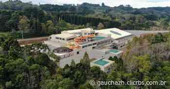 Parque aquático termal de Gramado recebeu investimento de R$ 100 milhões; veja novas fotos - GauchaZH