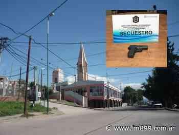 Un hombre armado robó una bicicleta cerca del Templete San Cayetano - La Radio de Martin Grande