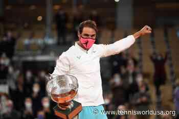 Rafael Nadal reveals: 'I was afraid injuries at the last year's Roland Garros' - Tennis World USA