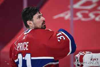 Carey Price making shooters feel 'inadequate'