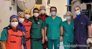 Ospedale di Conegliano, un intervento innovativo per la rimozione dei calcoli biliari - Oggi Treviso