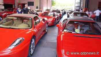 """Conegliano, tutti pazzi per la """"rossa"""": in città rinasce la Scuderia Ferrari Club: pronto un ritrovo di appassionati per il prossimo mese di luglio - Qdpnews"""