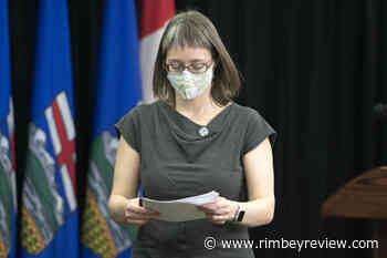 Red Deer at 169 active cases of COVID-19 – Rimbey Review - Rimbey Review