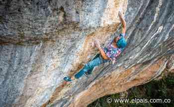 Anghelo Bernal, el colombiano que está en la cima de la escalada mundial - El País