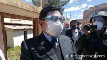 Puno: Representantes de la sociedad civil de Azángaro exigen a gobernador que cumpla sus compromisos - Radio Onda Azul