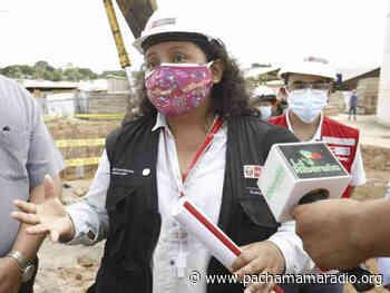 Ministerio de Vivienda entrega obras de saneamiento en Lampa y Azángaro - Pachamama radio 850 AM