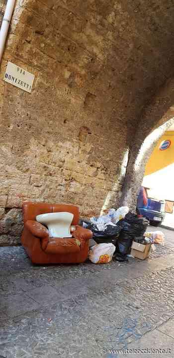 Carini, offensiva ad abbandono rifiuti a occupazione abusiva di immobili - Tele Occidente