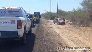 Accidente en la subdelegación San Pedro: vehículo sufre un peligroso volcamiento - Noticias La Paz