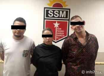 Detienen a 3 por realizar detonaciones en San Pedro - INFO7 Noticias