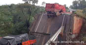 Derrumbe de puente dejó tres fallecidos en San Pedro - La Nación