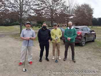 El San Pedro Golf Club recibió la visita de Miguel Angel Russo   Visión Regional - Vision Regional