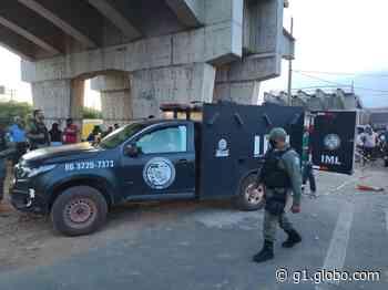 Motociclista é morto a tiros em viaduto na Zona Sul de Teresina - G1