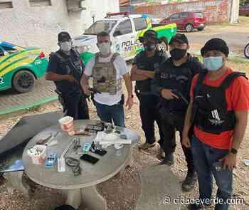 Polícia prende suspeito de integrar facção criminosa na zona sul de Teresina - Cidadeverde.com