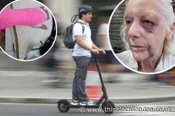 Kew woman warns of e-scooter 'dangers' amid TfL trial