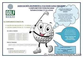 Campamento de verano en el Club de Golf Bierzo - El Bierzo Digital