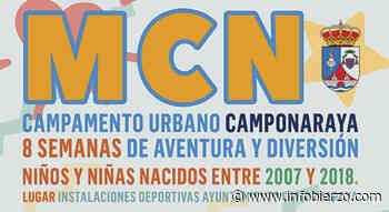 Abierto el plazo de inscripción del campamento urbano en Camponaraya que durará todo el verano - Infobierzo.com