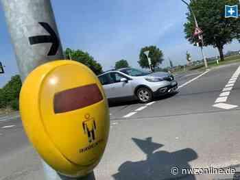 B 212: Neue Ampelanlage für Ellwürder Kreuzung kommt 2024 - Nordwest-Zeitung