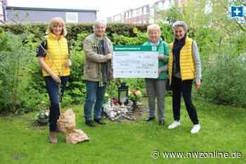 """Schnitzeljagd bringt Geld in die Spendenkasse: Lions-Club Emy Rogge unterstützt Nordenhamer Projekt """"Schmetterlingskinder"""" - Nordwest-Zeitung"""