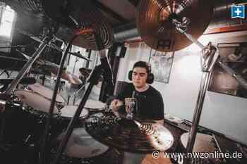 Jan Kohrt aus Nordenham: Trommel-Talent heuert in Amsterdam an - Nordwest-Zeitung