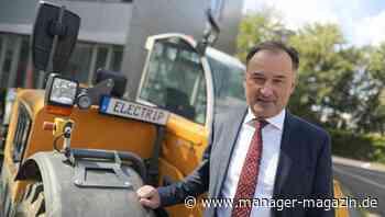 Deutz AG: Frank Hiller sorgt sich wegen Einstiegs von Ardan Livvey