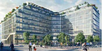 Levallois-Perret : lancement de la restructuration de l'immeuble « Square Chaptal » - Le Journal du Grand Paris