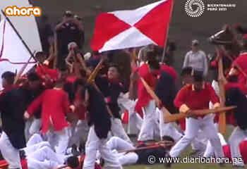 Chachapoyas conmemora los 200 años Batalla de Higos Urco - DIARIO AHORA