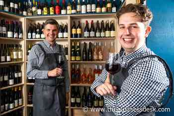 Food and drink business launches with opening of fine wine shop | TheBusinessDesk.com - The Business Desk
