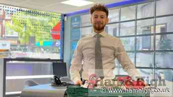 Food Bank Aid join forces with Martyn Gerrard estate agent's | Hampstead Highgate Express - Hampstead Highgate Express