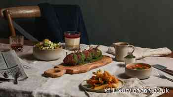 Father's Day dining: the best restaurants and finish-at-home kits | Food | Taste - Luxury London