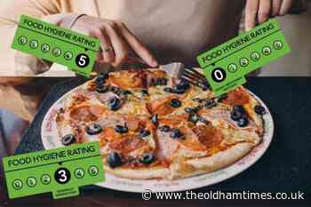 Best and worst recent food hygiene results for Oldham - theoldhamtimes.co.uk