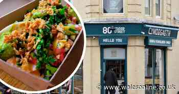 First review of street food venue Neighbourhood Kitchen in Cardiff - Wales Online