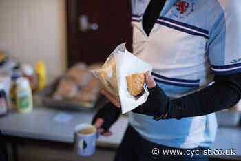 How much food should I take on a ride? - Cyclist