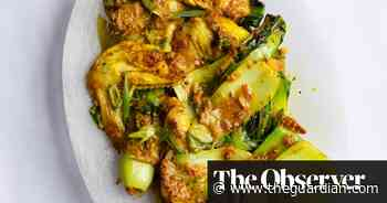 Nigel Slater's recipe for chicken wings and pak choi - The Guardian