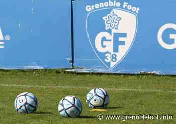 [GF38] Un amical face au RC Grasse cet été - Grenoble Foot Info