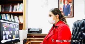 En agosto, regreso a clases presencial: Lourdes de la Rosa - Imagen de Zacatecas, el periódico de los zacatecanos