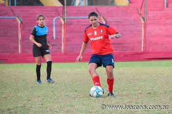 Lourdes Loza, oriunda de Anguil, jugará en la primera división de fútbol - La Pampa La Arena